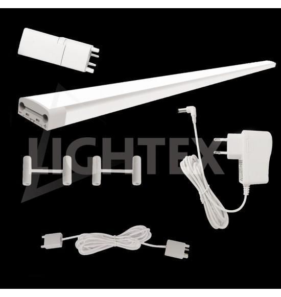 LED тяло за кухня с touch ключ 3x30см 3x 5W 4000K