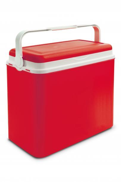 Хладилна кутия 24л, червено
