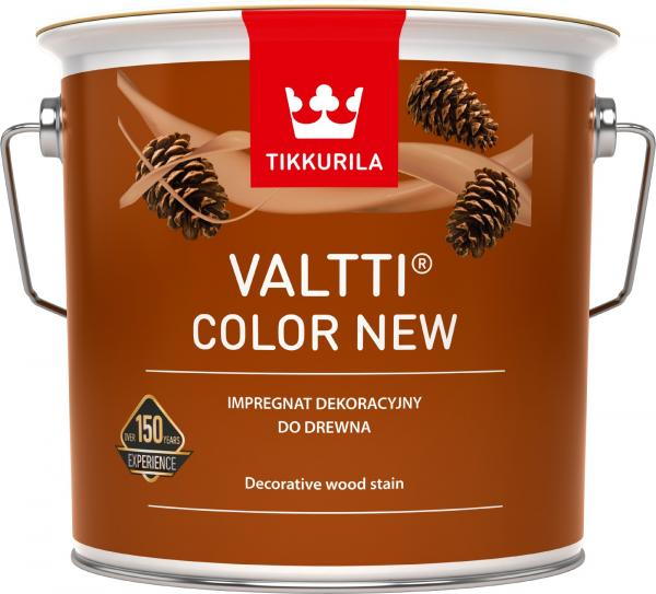 Масло за дърво VALTTI COLOR NEW 2.7л