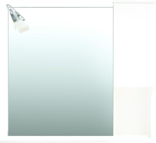 Огледален PVC шкаф Валентино