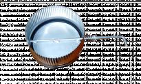Клапа Ф130 инокс
