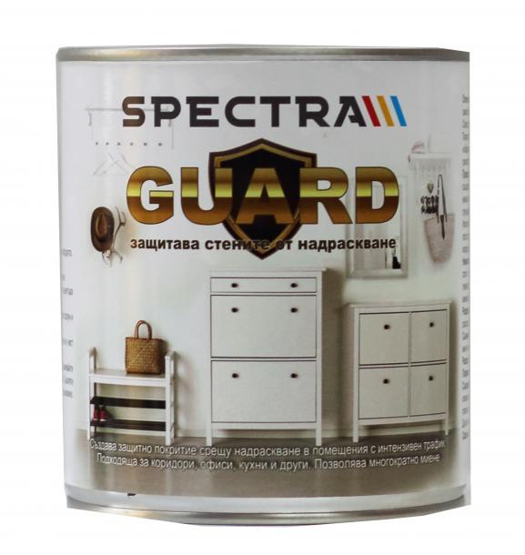 Spectra Guard боя за цокъл