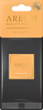 Aроматизатор Premium Gold amber