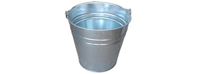 Метална кофа