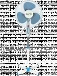"""Вентилатор 16"""" ELITE EFS-0440"""