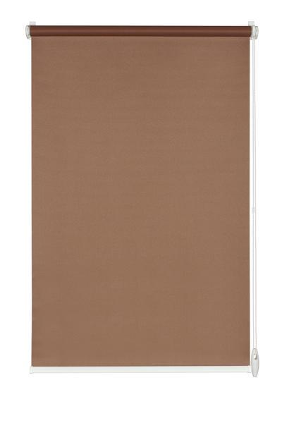 Текстилна щора роло 42,5х150 см шоко