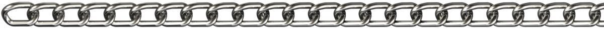Верига стоманена никел 0.8мм