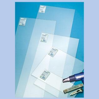 Прозрачно стъкло Хобиглас 4 мм. 25х50 см