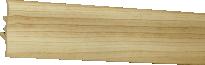 PVC-профил KU4 явор