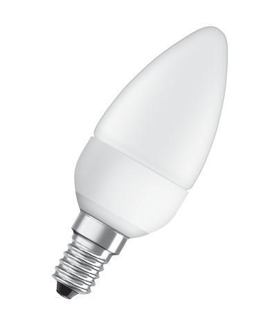 LED лампа свещ 4W,Е14