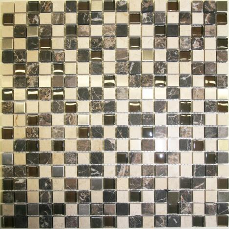 Стъклена мозайка Maritius 8 мм