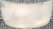 Плафон PARANJA 3хЕ27, стъкло