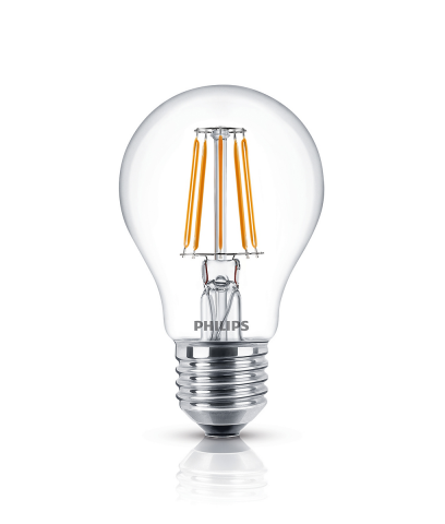 LED филамент 8.5W/75W/ A60 E27 2700К