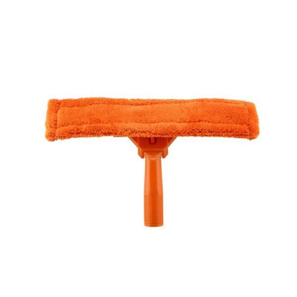 Стъклочистач с кърпа MR-2113- оранжев