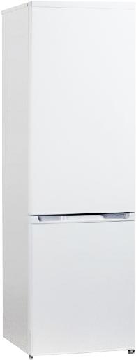 Хладилник с фризер MIDEA HD-345RN
