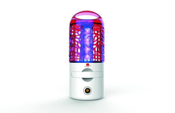 Външна инсектицидна лампа SWISSINNO 4W, LED