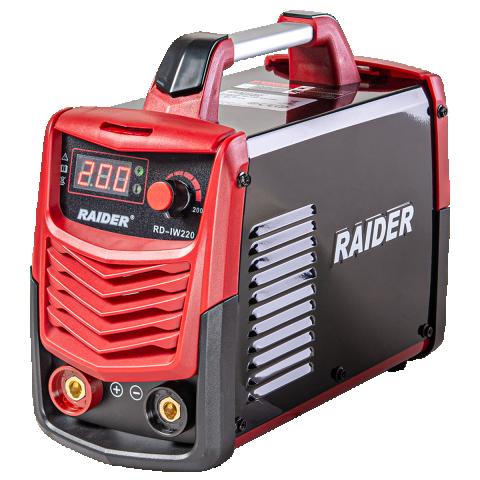 Инверторeн електрожен Raider RD-IW220 e-Line