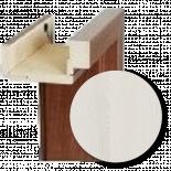 Каса CMOK 110-150 дясна база 80см. - ясен бял 3D