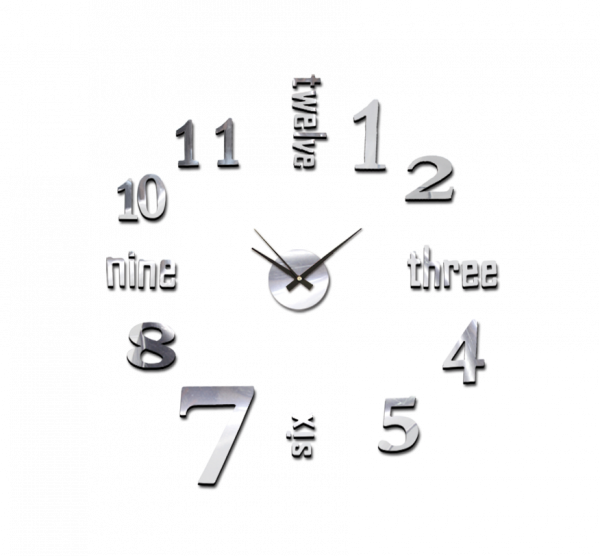 Часовник-Стикер SEVEN