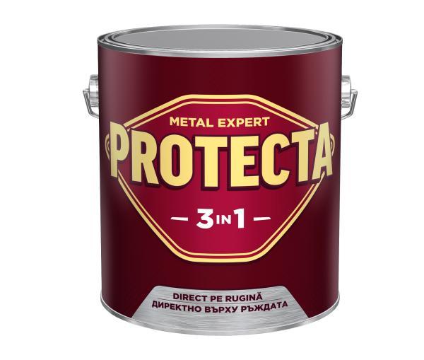 Протекта 3в1 злато металик 2.5 л