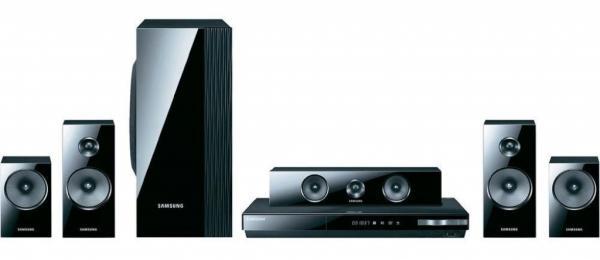 Домашно кино Samsung HT-H5500/EN
