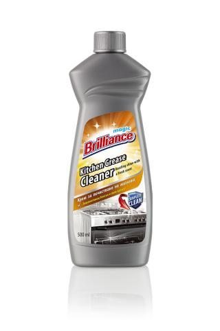 Magic Brilliance Крем за почистване на загорели мазнини 0,500 мл
