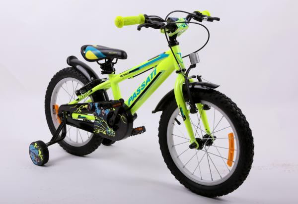 "Велосипед детски MASTER 16"" свободен венец"