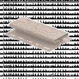 Свързващ профил за сайдинг полярен Кедър 3.05 м