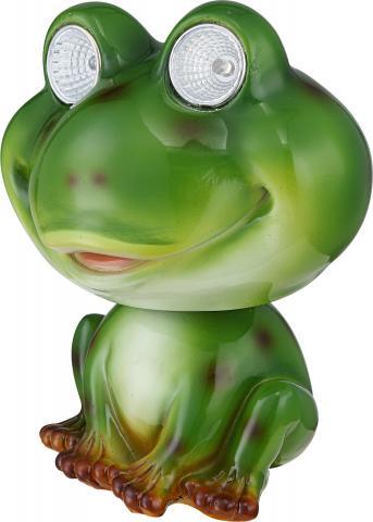 Соларна лампа жаба H 158