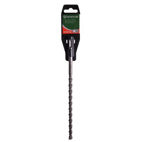 Свредло SDS Plus 10x260мм Status