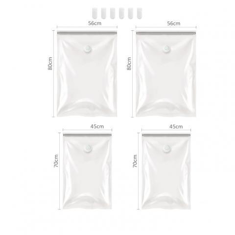 Пликове за вакуумиране Maxhome комплект 4 бр. 2