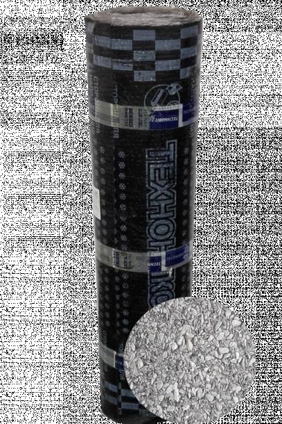 Битумна мембрана TECHNOBIT ECO Mineral G 4,5 сива посипка, 10м2