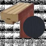 Каса Standard лява база - венге