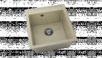 Кухненска мивка единична Полимермрамор FAT/2240300/ 51x46