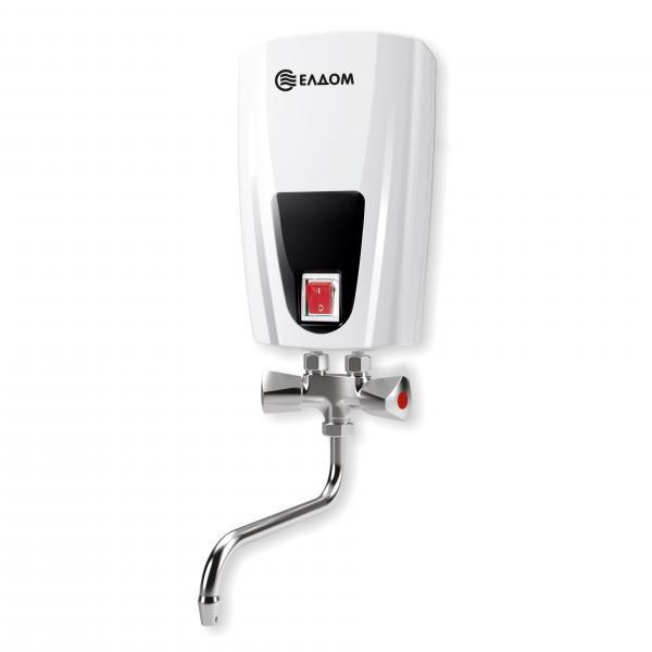 Проточен бойлер Елдом E41 мивка 3,5 kW