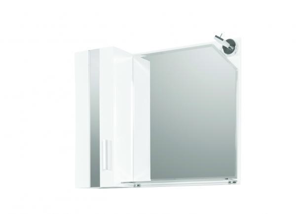PVC водоустойчив шкаф с огледало ОМОНИЯ