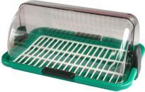 Кутия за хляб с прозрачен капак