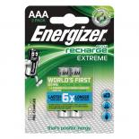 Акумулаторна батерия Energizer Extreme AАA 800mAh Pre-Ch 2бр.