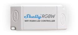 Shelly RGB WiFi controler