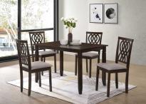 Комплект маса + 4 стола GARET