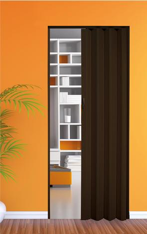 Сгъваема врата Plaza coffee 203х88 см