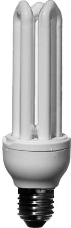 Енергоспестяваща крушка  Eco Small 23W топла E27