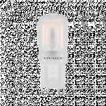 LED крушка 2.5W G9 топла пластик 180lm