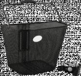 Вело кошница за кормило Fischer
