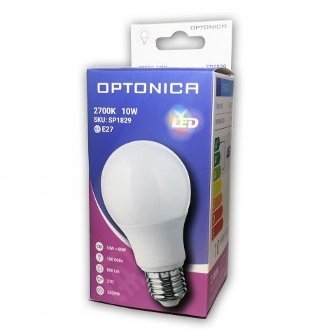 LED крушка E27 10W 2700K 2