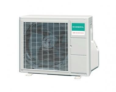 Климатик Fujitsu General ASHG/AOHG09LMCA 2