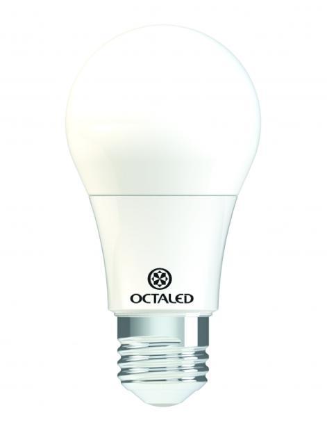 LED крушка  8,5W E27 810lm топла