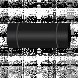 Кюнец прав Ф130 25см мат сив