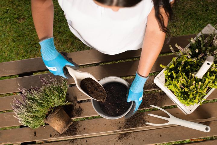 Комплект градински инструменти Cellfast Pastel 2