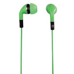Слушалки тапи In Ear Flip зелени